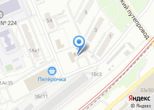 Компания «Printarium» на карте