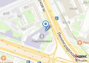 Компания «Агротранс» на карте