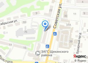 Компания «Ратмэль» на карте