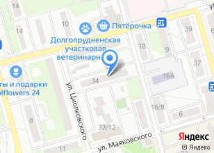 Компания «Долгопрудненский историко-художественный музей» на карте
