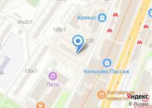 Компания «Управление федеральной миграционной службы россии уфмс» на карте
