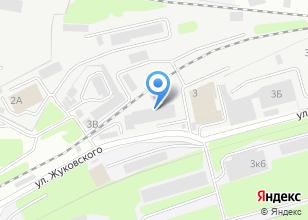 Компания «Softlogic» на карте