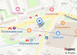 Компания «Раут Сервис» на карте