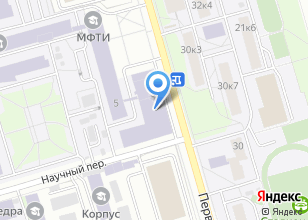 Компания «Роквит» на карте