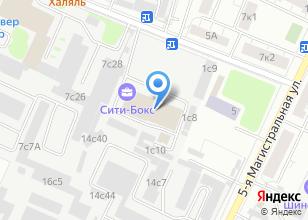 Компания «Xpresso Shop» на карте