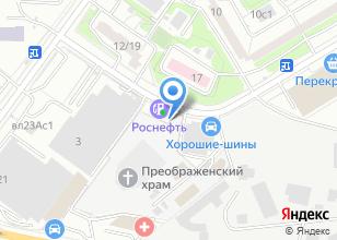 Компания «Тепло в дом» на карте