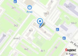 Компания «Киллпест» на карте