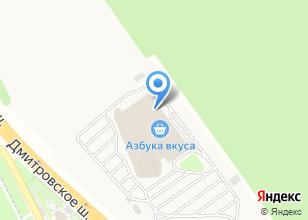 Компания «Азбука вкуса» на карте