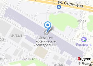 Компания «Состра-рус» на карте