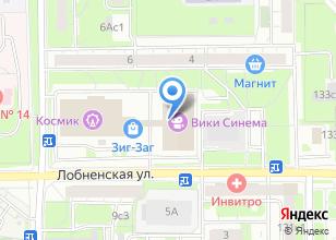 Компания «М24» на карте