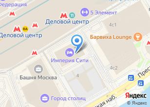 Компания «Первый кабинет» на карте