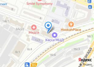 Компания «Современные технологии строительства» на карте
