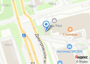 Компания «Посейдонстрой» на карте