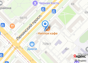 Компания «Zakazremonta» на карте