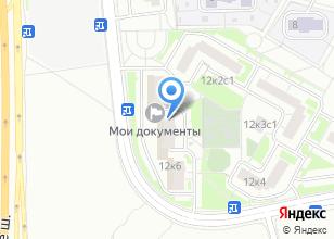 Компания «Отдел Управления Федеральной миграционной службы России по г. Москве в Северном административном округе» на карте