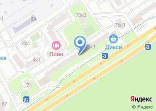 Компания «Серверные шкафы 19 ДЮЙМОВ» на карте