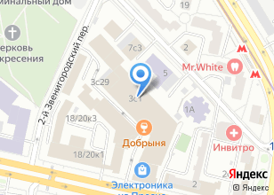 Компания «Macses» на карте