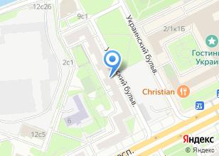 Компания «ВОЛГАТРАНСХИМ» на карте