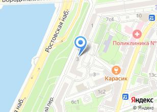 Компания «РДК» на карте