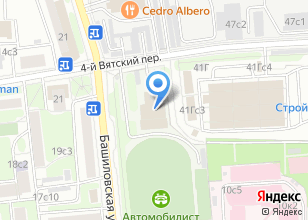 Компания «АНКОМКОЛБАСА.МОСКВА» на карте