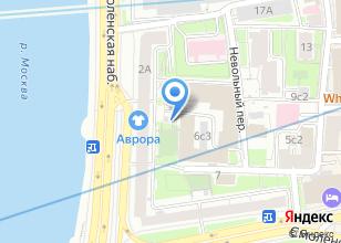 Компания «Мастерская Классического Костюма Бутик-Ателье» на карте