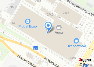Компания «Профпаркет» на карте