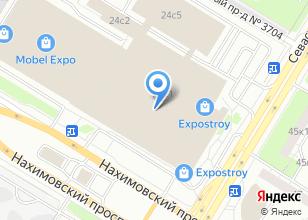 Компания «Контек-Москва» на карте