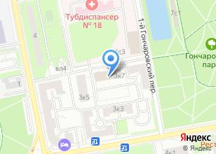 Компания «Дон Чехол» на карте