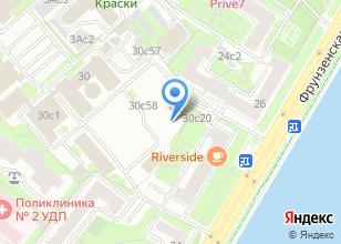 Компания «Gress» на карте