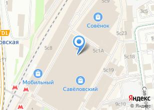 Компания «City Jeans» на карте