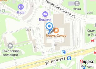 Компания «ТехЦентрПро» на карте