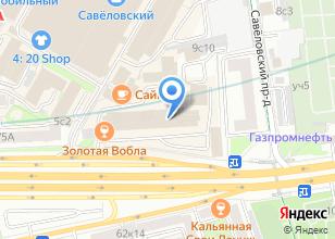 Компания «SHDoors» на карте