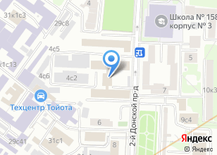 Компания «Строй Партнер» на карте