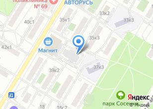 Компания «Жилищник района Котловка» на карте