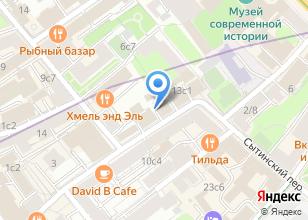 Компания «SOLSTUDIO TEXTILE DESIGN» на карте