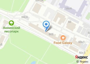 Компания «Трубочист09» на карте
