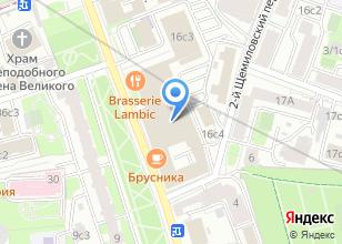 Компания «Хардвуд Трейдинг» на карте