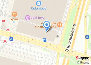 Компания «MAG jeans» на карте