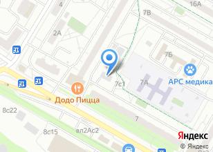Компания «Memory24» на карте