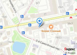 Компания «FastZONE» на карте
