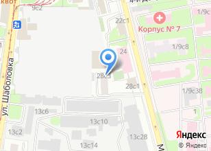 Компания «Один+Один» на карте