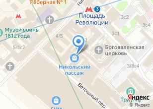 Компания «IF» на карте