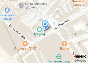 Компания «FastLife» на карте
