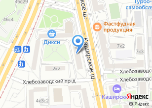 Компания «Domos-doors.ru» на карте
