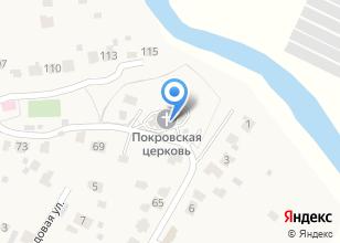 Компания «Храм Покрова Пресвятой Богородицы в Покрове» на карте