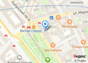 Компания «RosCase» на карте