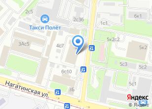 Компания «Termo Life» на карте