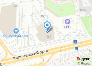 Компания «Мастер-Вуд» на карте
