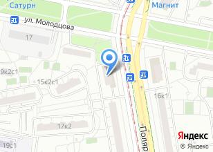Компания «Эко-Обработка» на карте