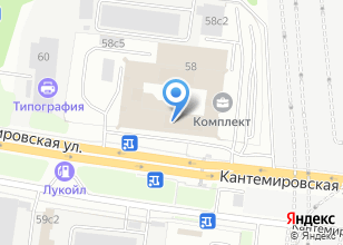 Компания «Рэндстрой» на карте